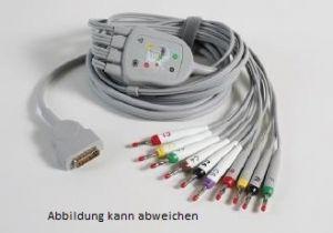 EKG-Kabel mit MAC-Stecker